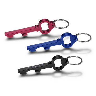 Picture of Key Bottle Opener Key Ring