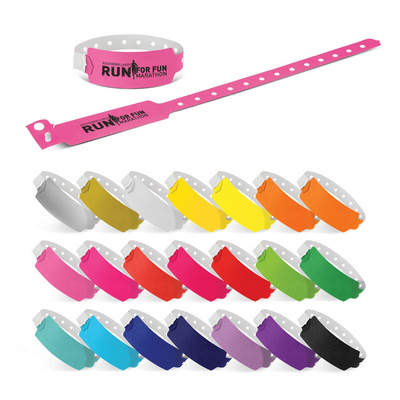 Picture of Plastic Event Wrist Band