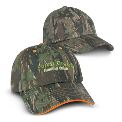 Picture of Camouflage Cap