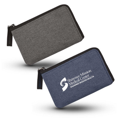 Picture of RFID Data Blocking Fabric Card Holder