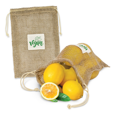 Picture of Jute Net Produce Bag