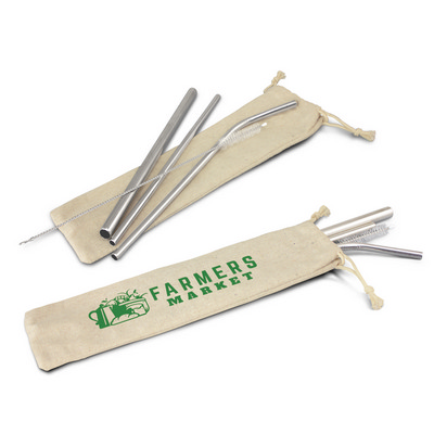 Picture of Stainless Steel Straw Set