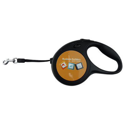Picture of Dog Lead Hard Plastic Retractable with S