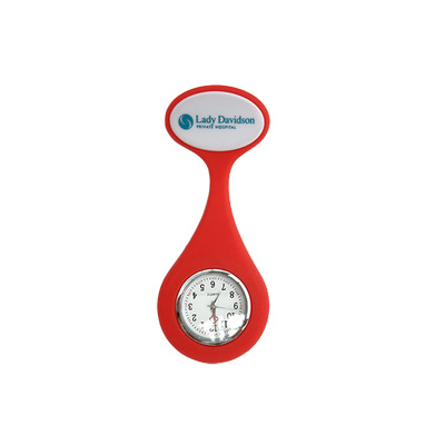 Picture of Nurses Silicone Watch with Pin Clip