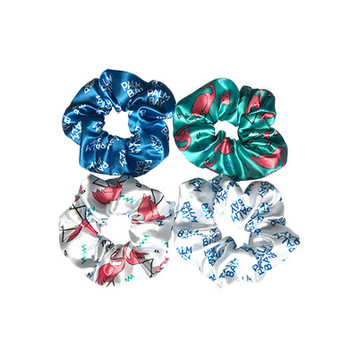 Picture of Custom Print Full Colour Scrunchies
