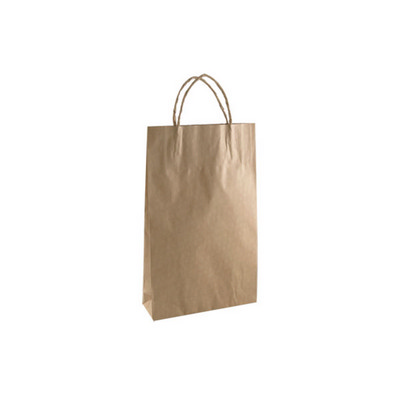 Picture of Baby Standard Brown Kraft Paper Bag