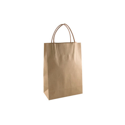 Picture of Junior Standard Brown Kraft Paper Bag