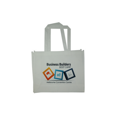 Picture of Sublimated Landscape Non-Woven Tote A4 P