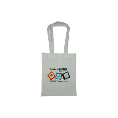 Picture of Sublimated Portrait Non-Woven Tote Long