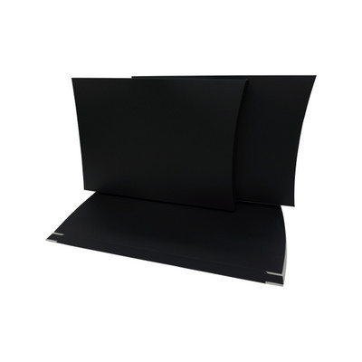 Picture of X Large Matt Black Pillow Box with GussetGift and Pillow Boxes