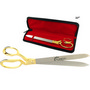 Scissors Gold Plated Large