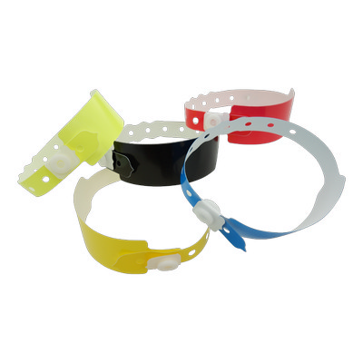 Picture of Wideface Plastic Wristbands