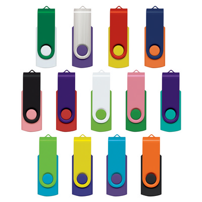 Picture of Helix 4GB Mix &amp Match Flash Drive