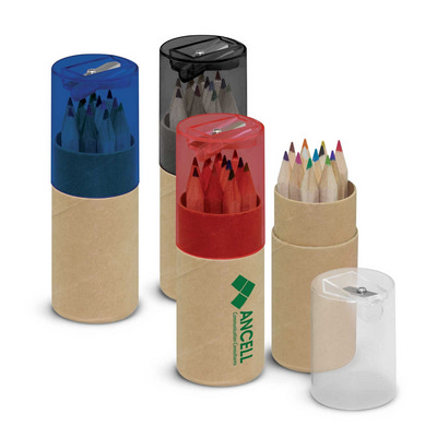 Picture of Coloured Pencil Tube