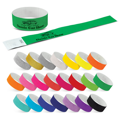 Picture of Tyvek Event Wrist Band
