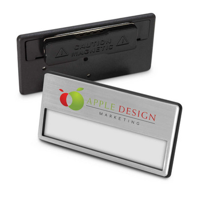 Picture of Magnetic Name Badge