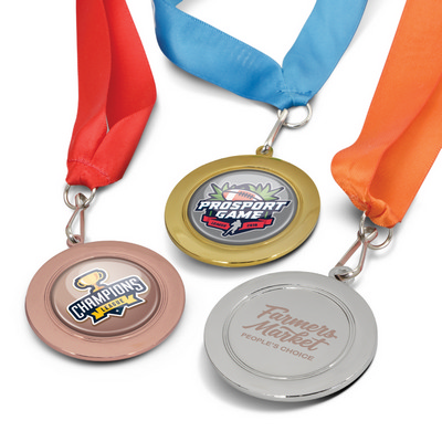 Picture of Podium Medal - 65mm