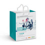 Medium Laminated Paper Carry Bag  Full C