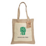 Reforest Jute Tote Bag