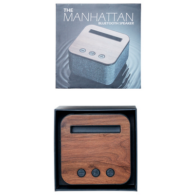 Picture of Manhattan Bluetooth Speaker