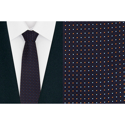 Picture of Local Jacquard Woven Tie - 100% PolyesterManufactured in Australia