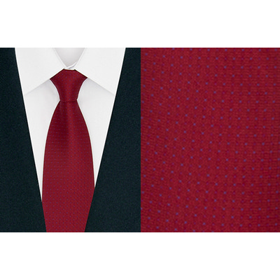 Picture of Fully Imported Jacquard Woven Tie - 100%