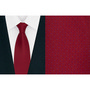 Fully Imported Jacquard Woven Tie - 100%