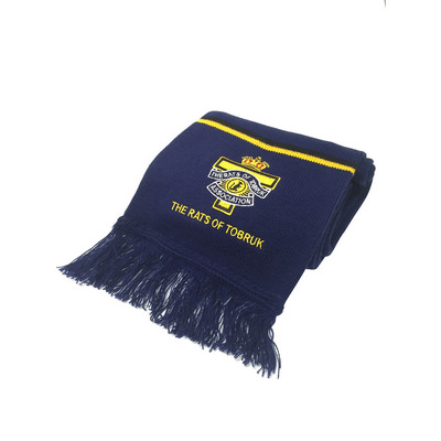 Picture of 100% Acrylic Knitted Football Scarves