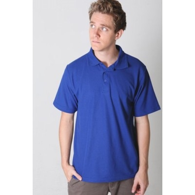 Picture of Raven Poly Cotton Polo Shirts