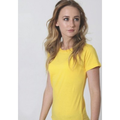 Picture of Ladies Soft Cotton Fashion Tee