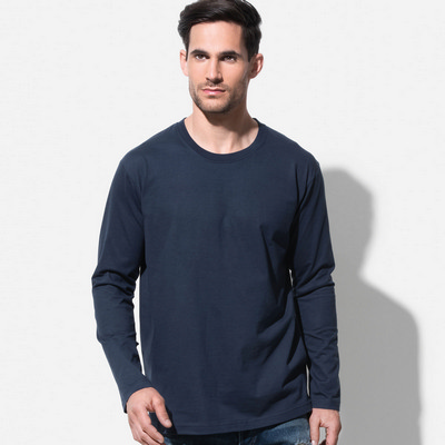 Picture of Mens Heavy Long Sleeve