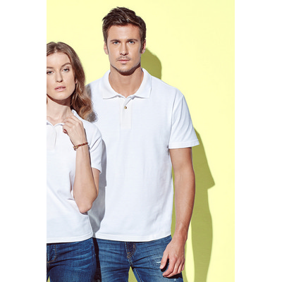 Picture of Mens Heavyweight Polo