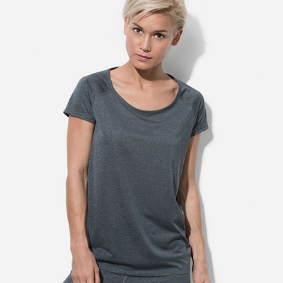Picture of Womens Active Performance Raglan