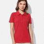 Womens Premium Cotton Polo