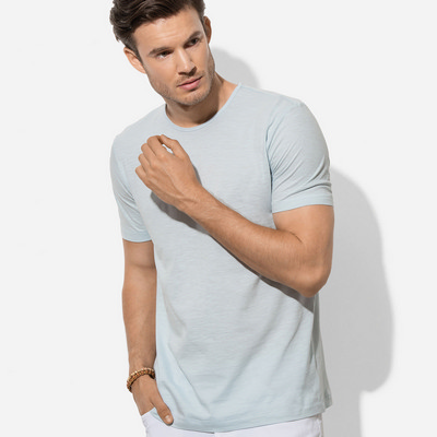 Picture of Mens Shawn Slub Crew Neck