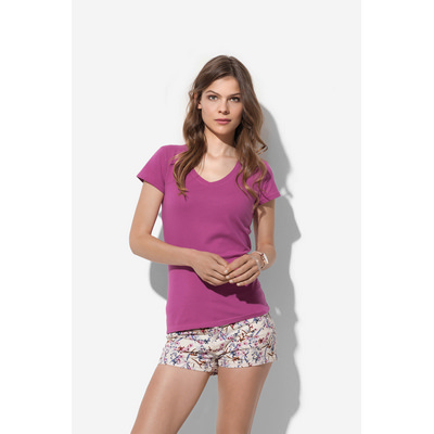 Picture of Womens Claire V-neck