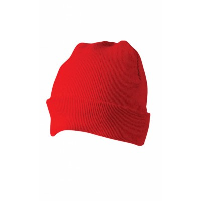 Picture of Roll Up Acrylic Beanie