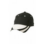 Peak and Eyelets Contrast Cap