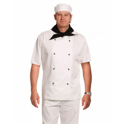 Picture of Traditional Chefs Short Sleeve Jacket