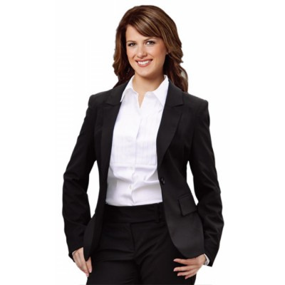Picture of Ladies PolyViscose Stretch Stripe One Bu