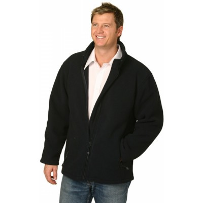 Picture of Mens Bonded Fleece Jacket