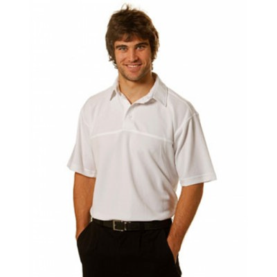 Picture of Mens CoolDry Short Sleeve Polo