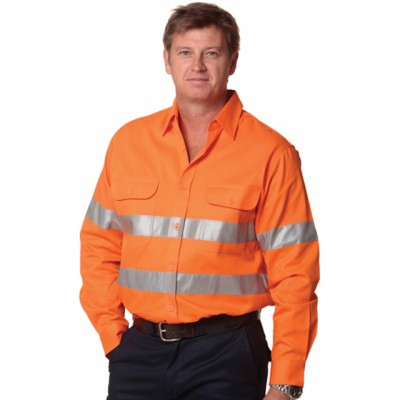 Picture of Mens High Visibility Regular Weight Long