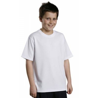 Picture of (Kids Unisex) CoolDry Short Sleeve Tee