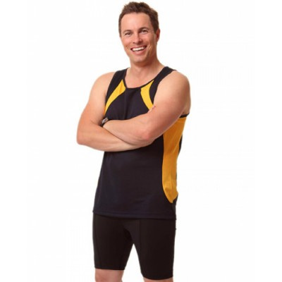 Picture of Mens CoolDry Athletic Singlet