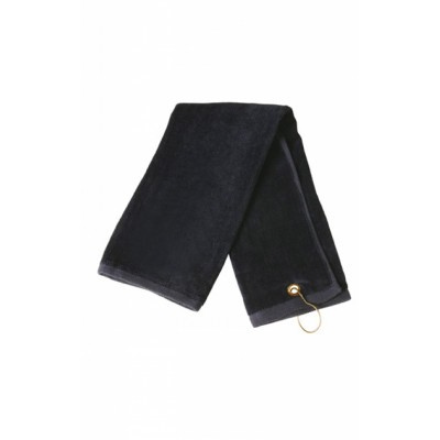 Picture of Golf Towel with Ring & Hook