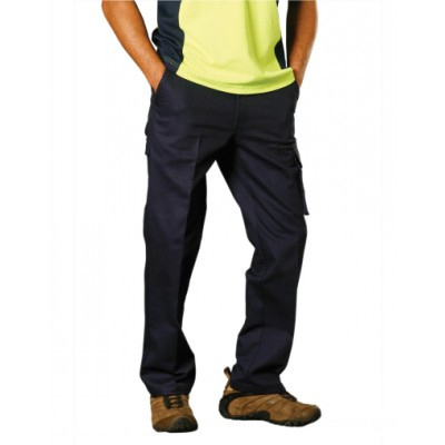 Picture of Mens Heavy Cotton Pre-shrunk Drill Pants