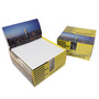 Memo paper in card memobox 1c (95x95x50m