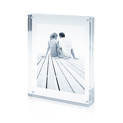 Picture of Photo Frame Acrylic Large Rofe Design