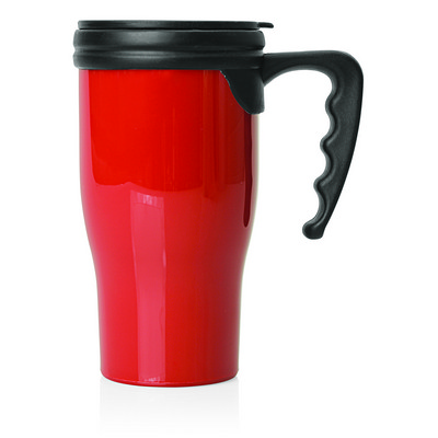 Picture of Travel Mug Plastic Double Wall 475ml